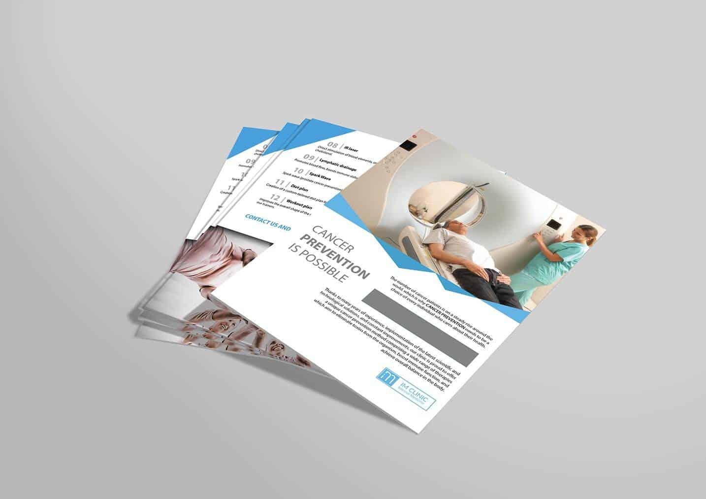 Cancer Prevention Treatment Plan Design