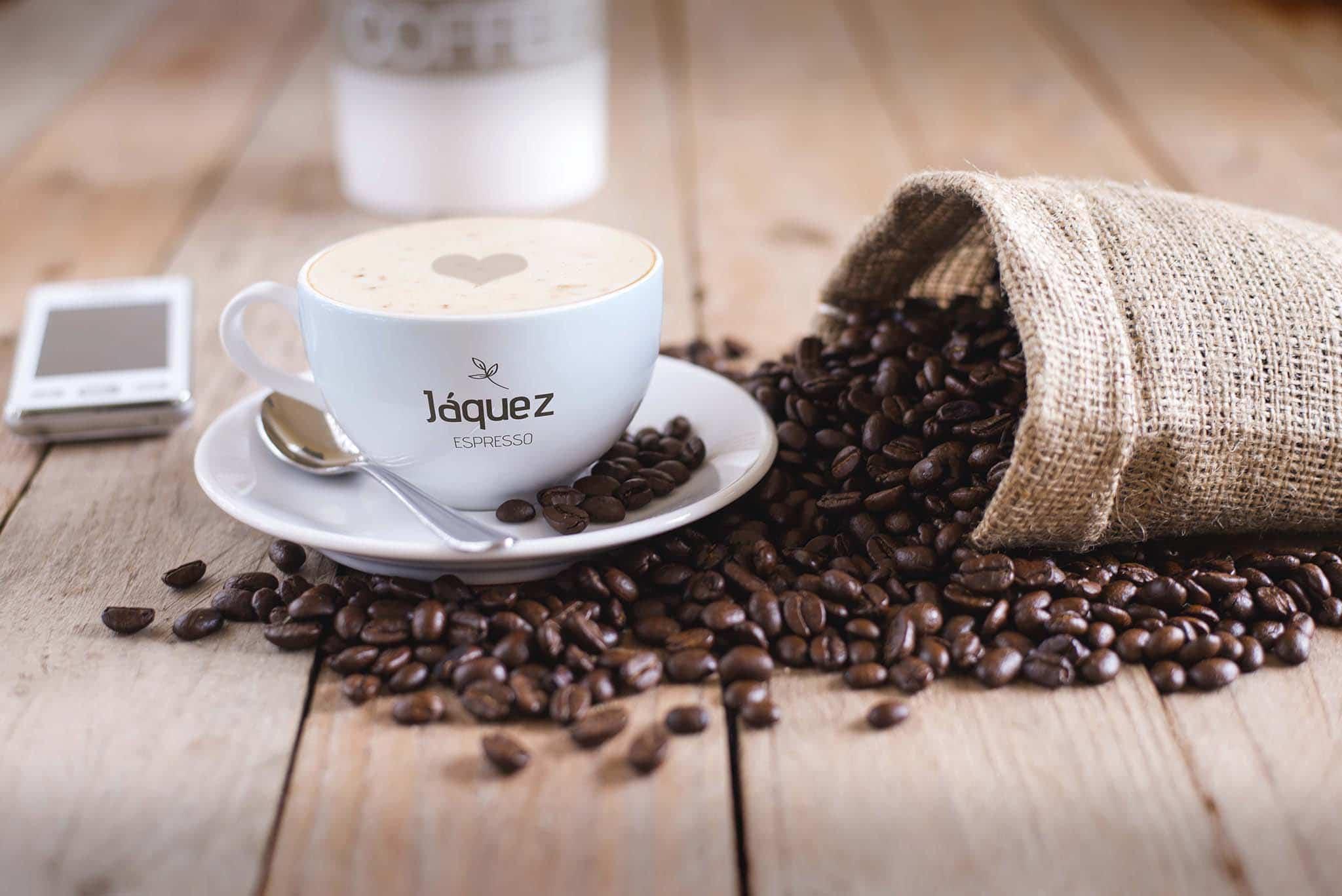 Jáquez Expresso Cup Of Coffee
