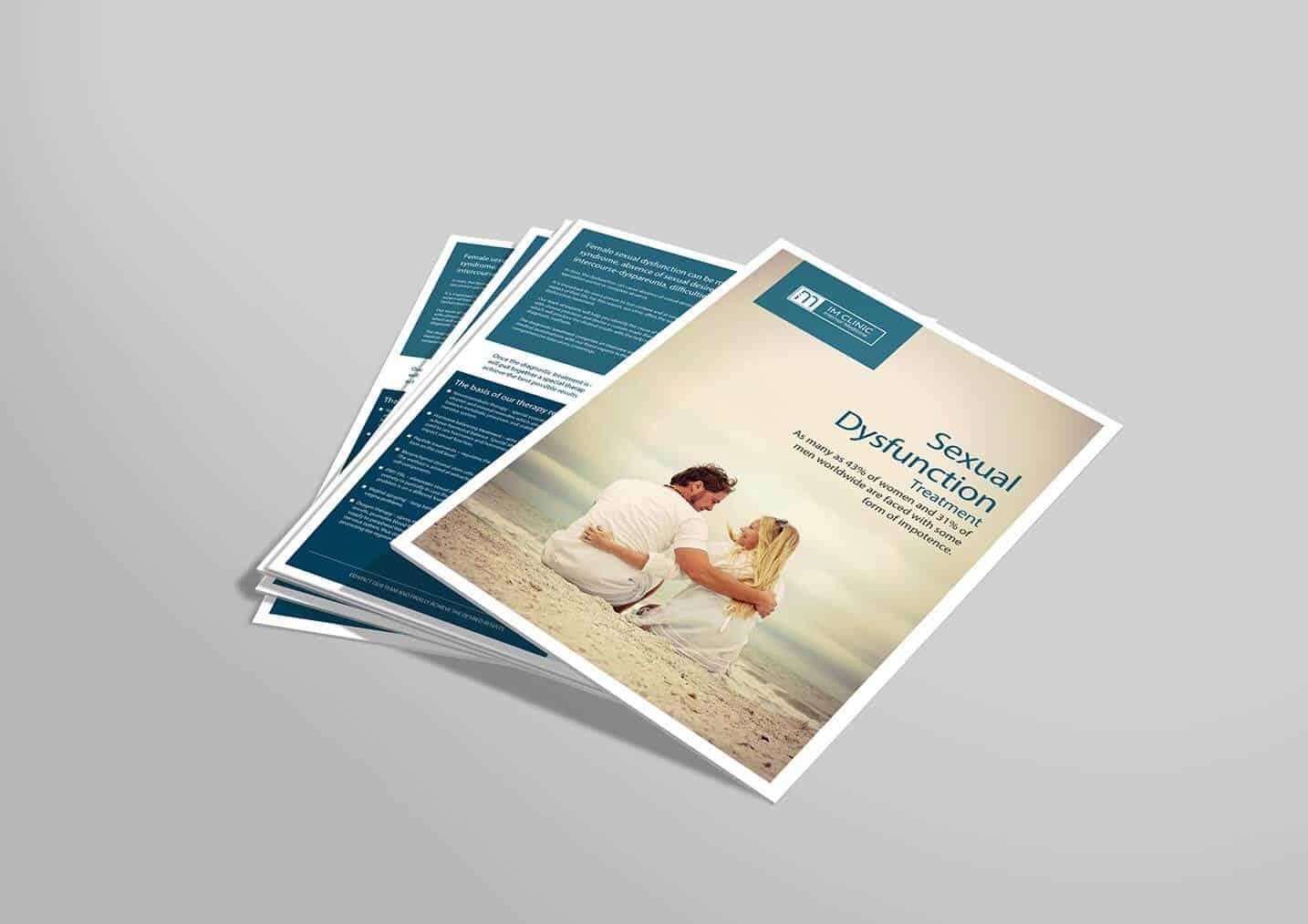 Sexual Disfunction Treatment Plan Design