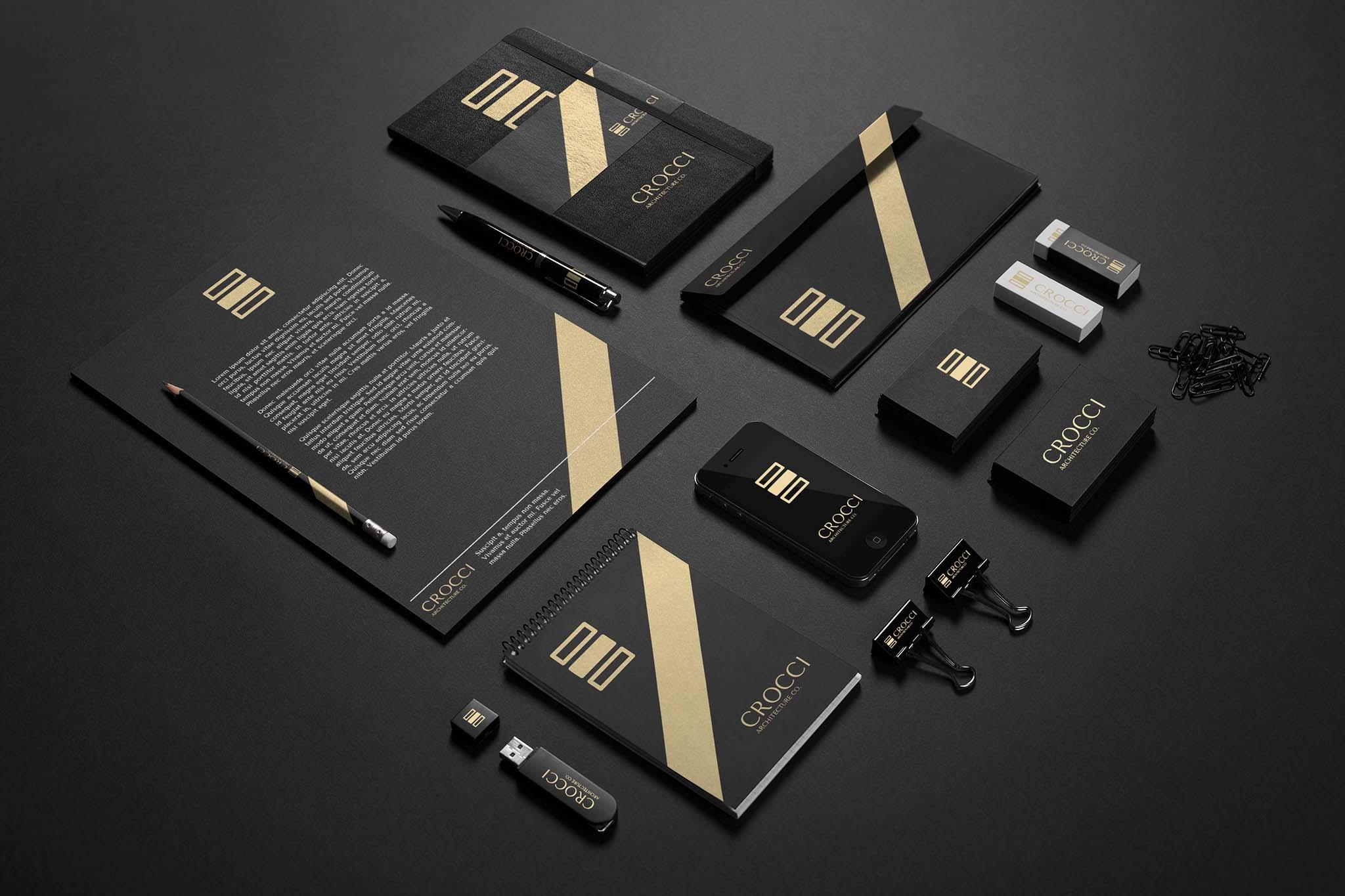Crocci Brand Identity