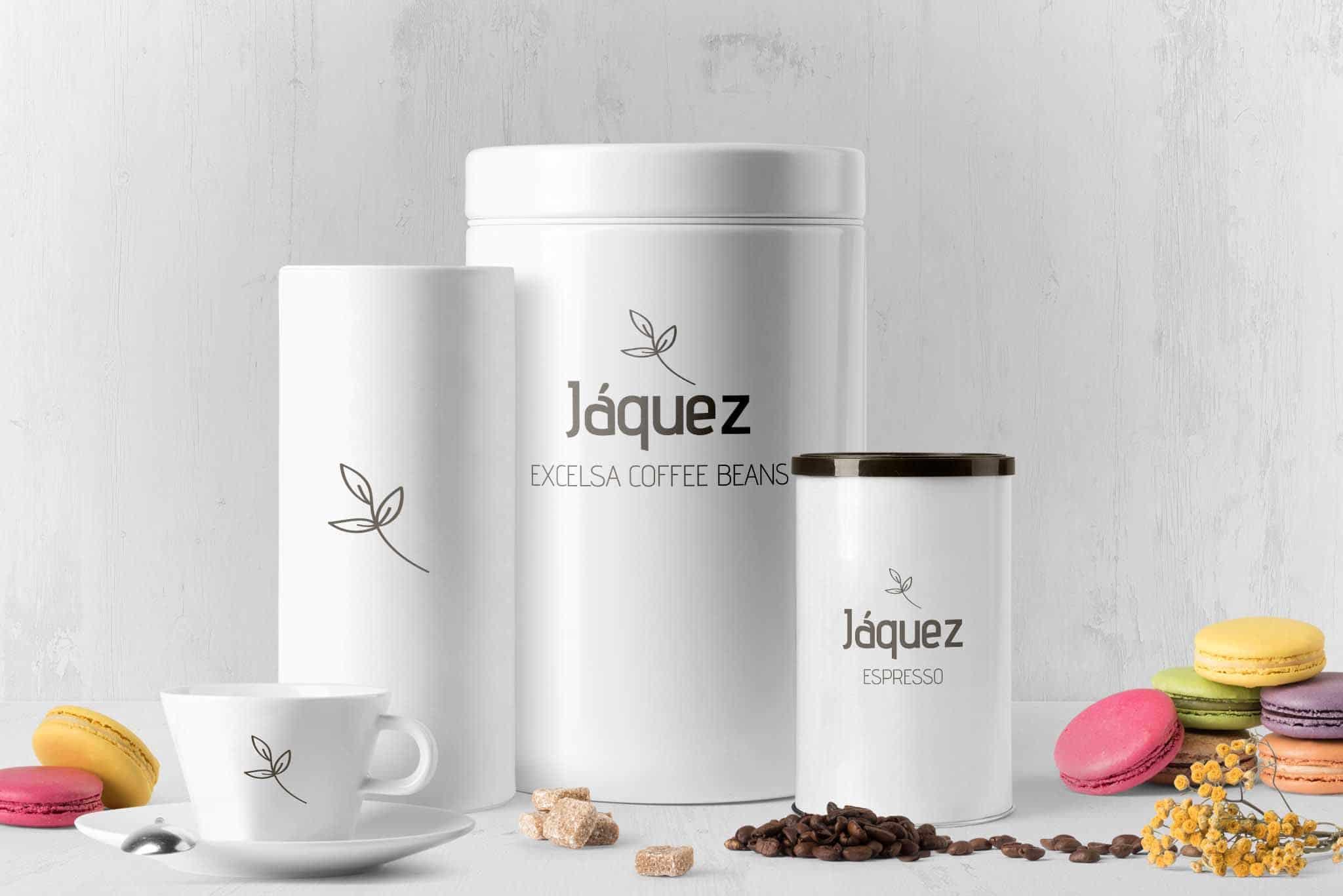 Jáquez Expresso Coffee Packaging